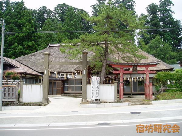 神林勝金( 山形県・出羽三山)