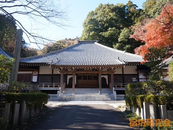高乗寺(東京都八王子市)