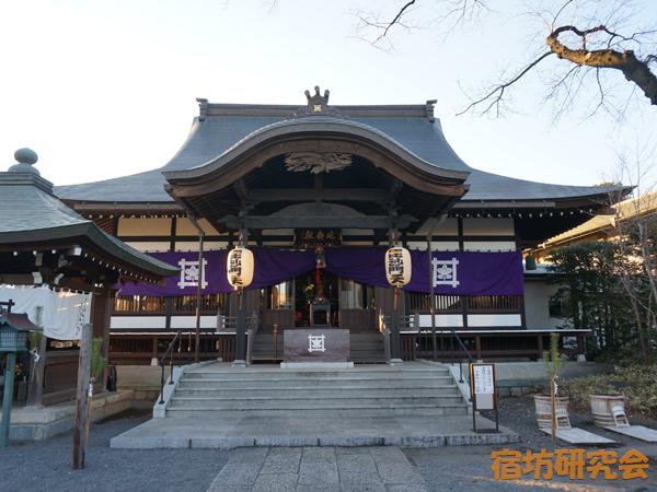 本立寺(東京都八王子市)