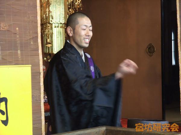 弘法寺・渡邊弘範さん