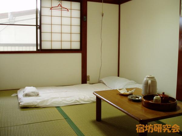 三光院の客室