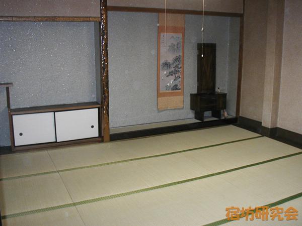 常光円満寺の客室