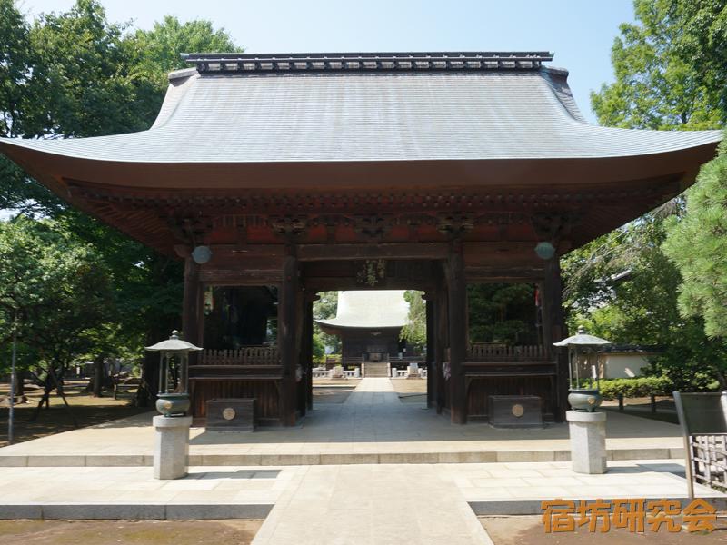 円融寺(東京都 西小山駅)