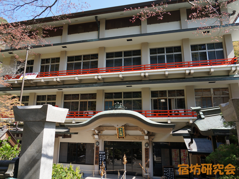 千手院(奈良県 信貴山)