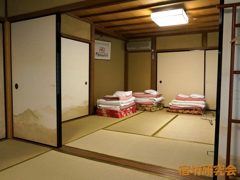 千手院の客室