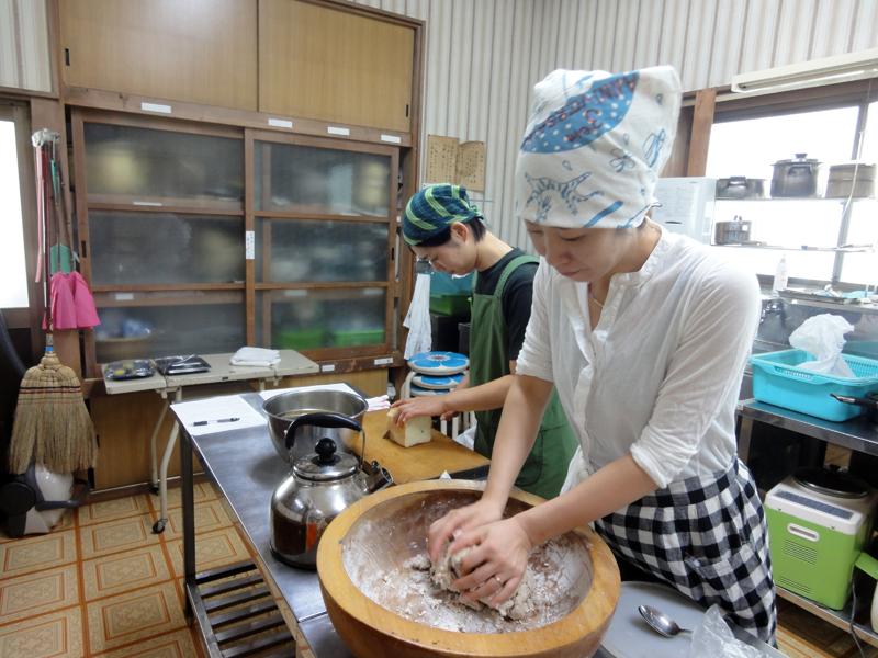 大蓮寺の精進料理教室