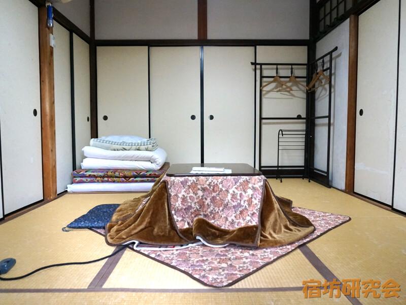 妙心寺大心院の客室