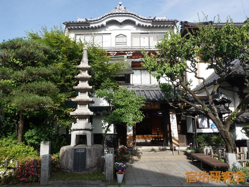 淵之坊(長野県・善光寺)