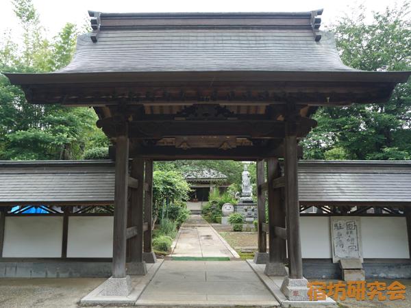 報恩寺(千葉県佐倉市)