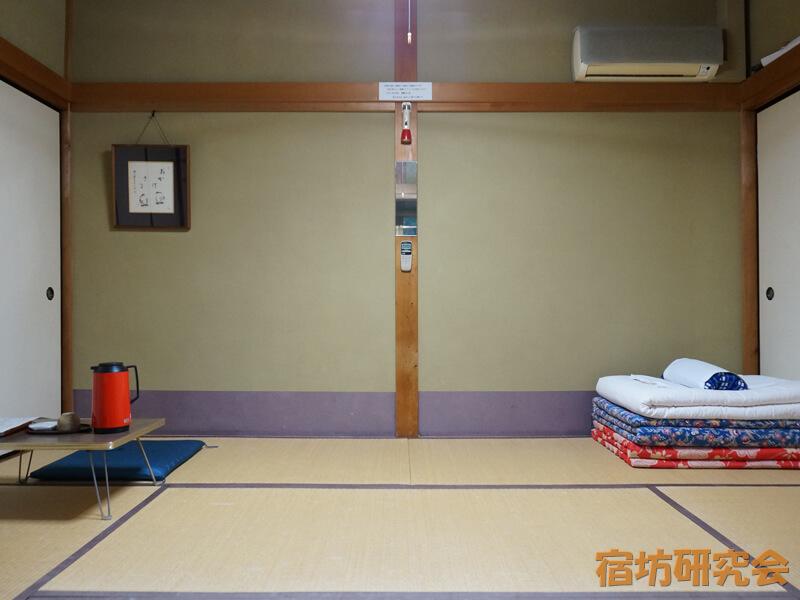 妙心寺東林院の客室