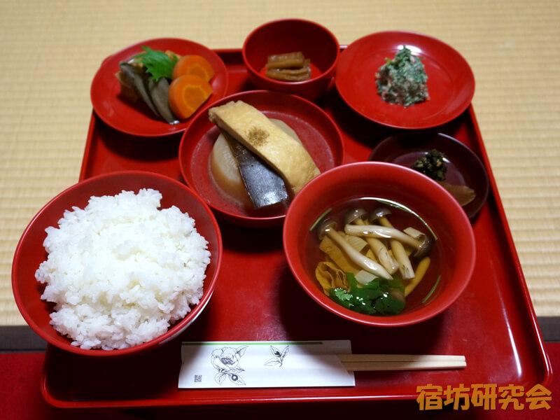 妙心寺東林院の精進料理