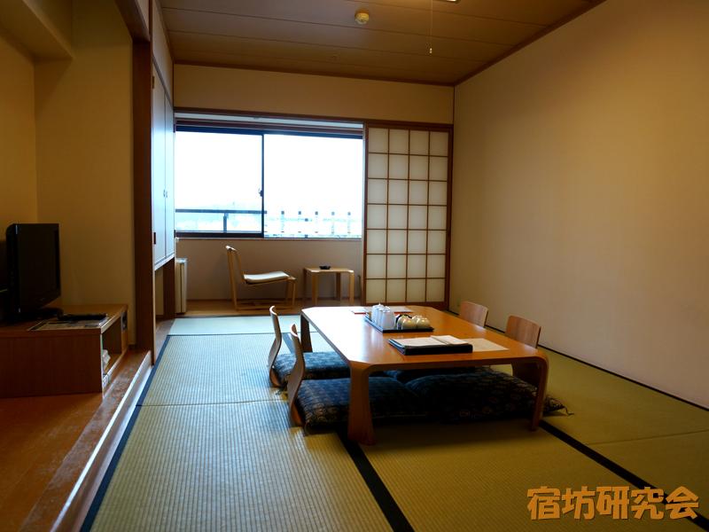 本願寺聞法会館の客室