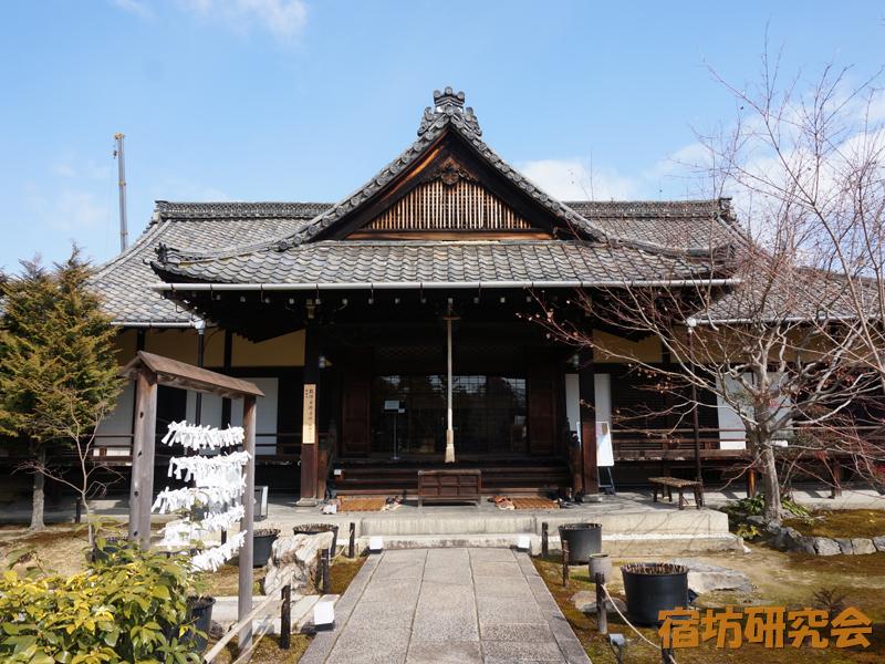 勝林寺の本堂