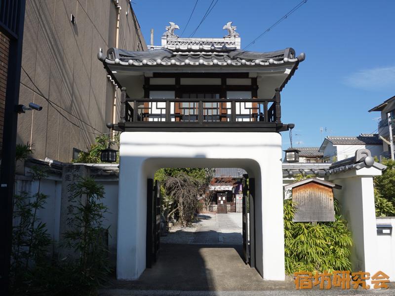 閑臥庵(京都市 鞍馬口駅)