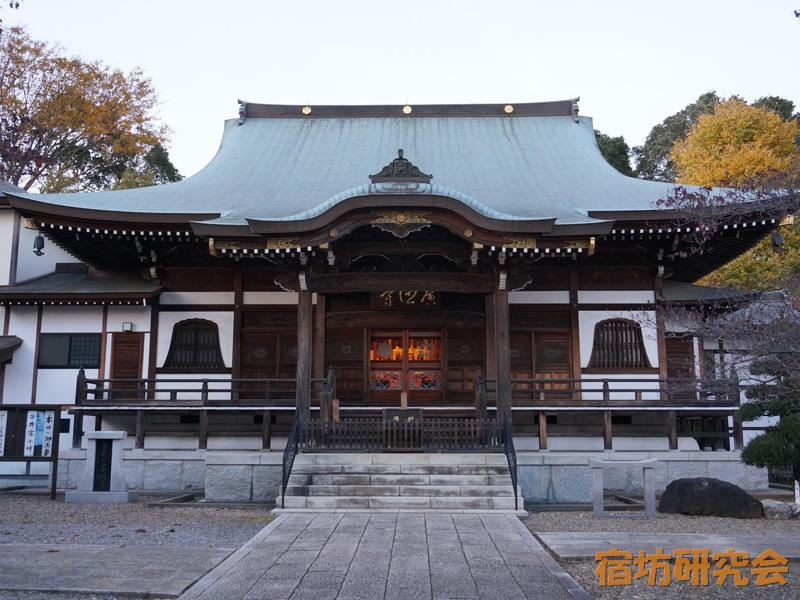 広徳寺(千葉県 北小金駅)