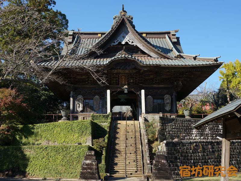 観音教寺(芝山仁王尊)(千葉県芝山町)