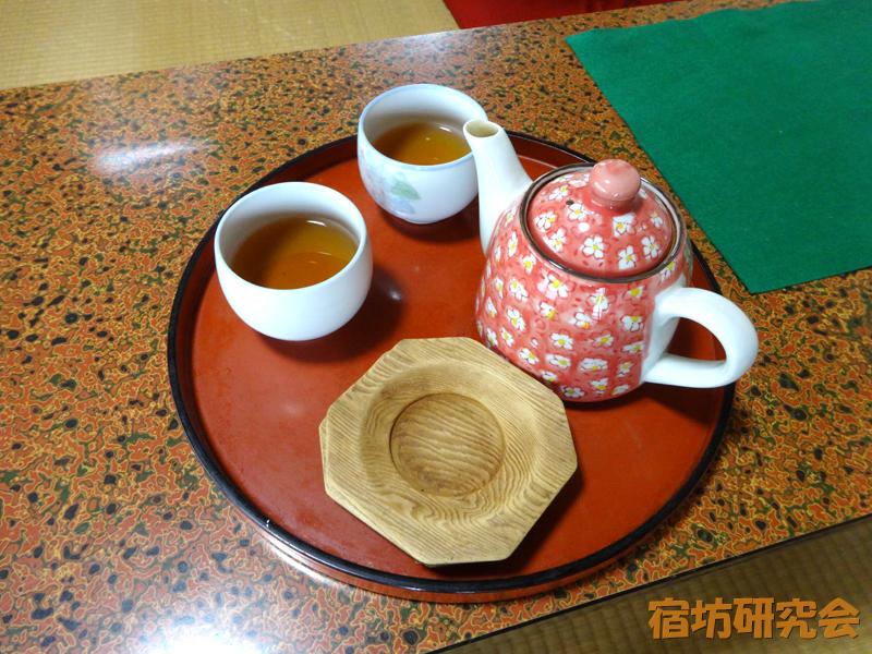 東學坊のお茶