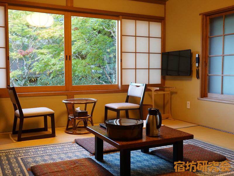 恵光院の宿坊客室