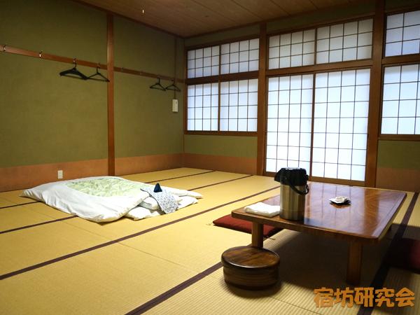永平寺の客室