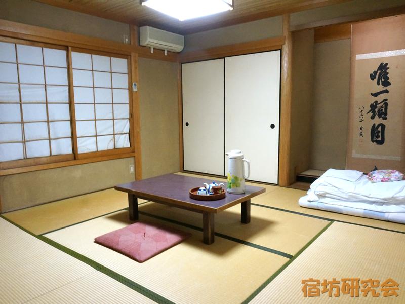 妙蓮寺の客室
