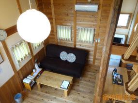 一畑山コテージの客室