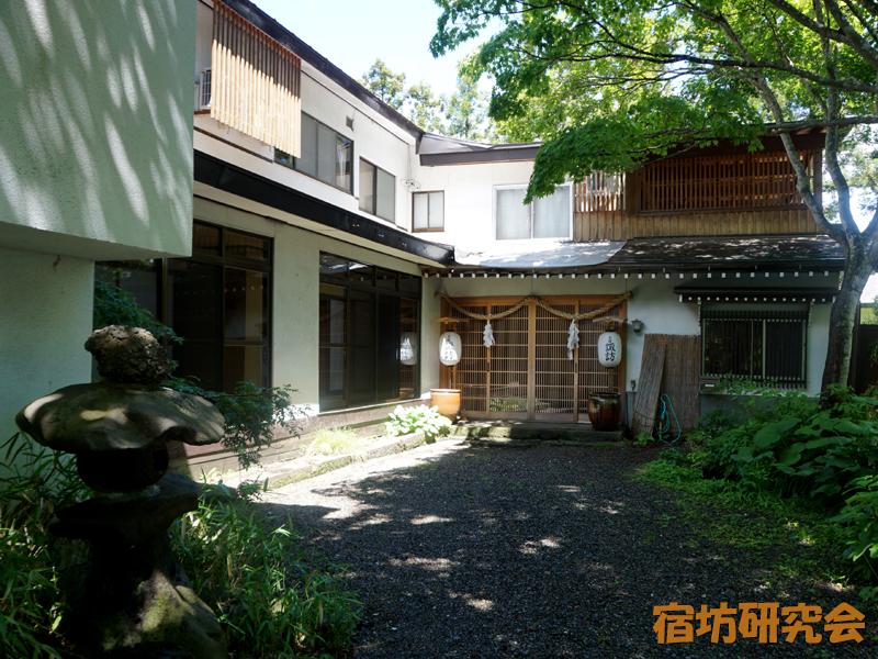 お宿諏訪(長野県・戸隠)