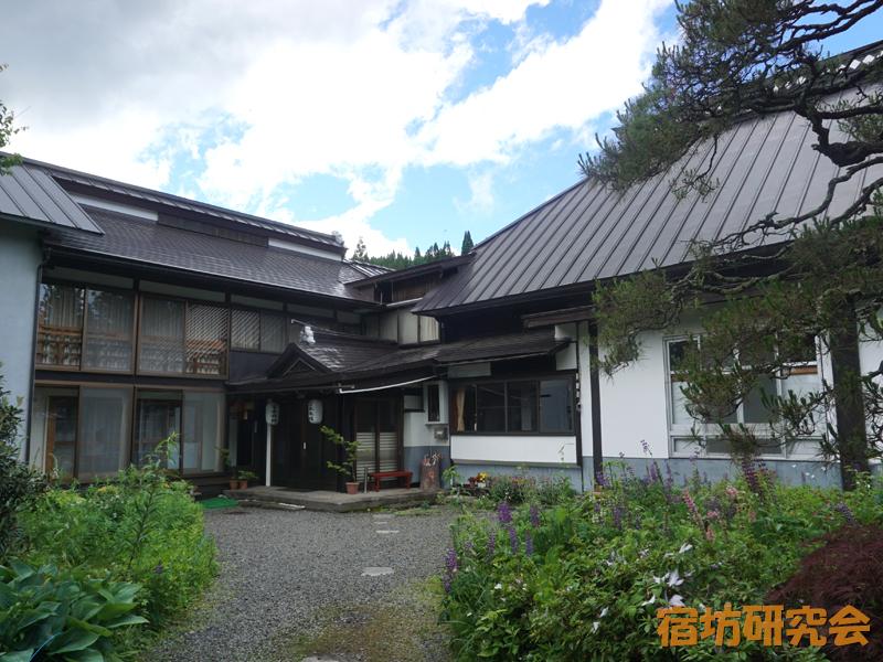 宮本旅館(長野県・戸隠)