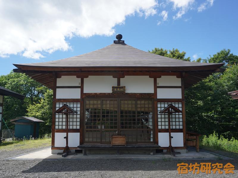 戸隠の地蔵堂