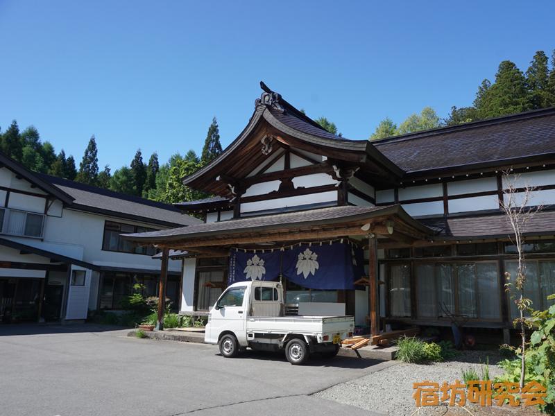 久山館(長野県・戸隠)