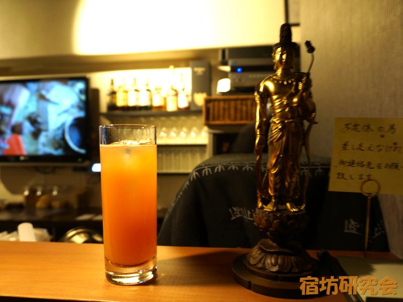 仏像BAR TERAのカクテル