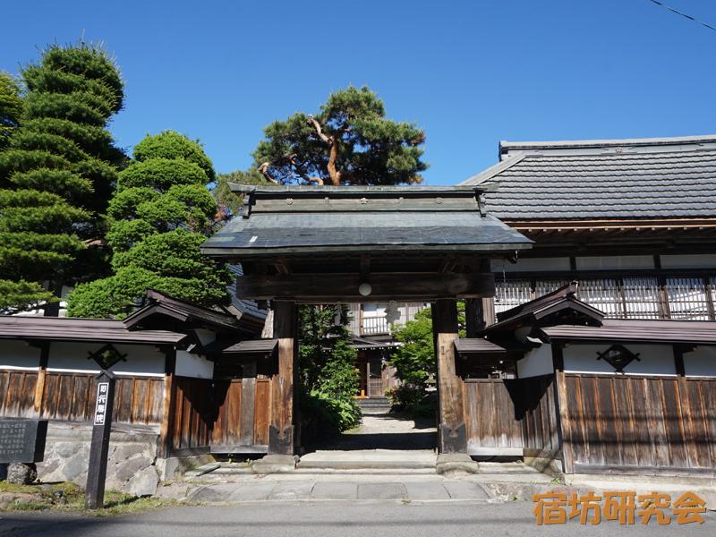 武井旅館(長野県・戸隠)