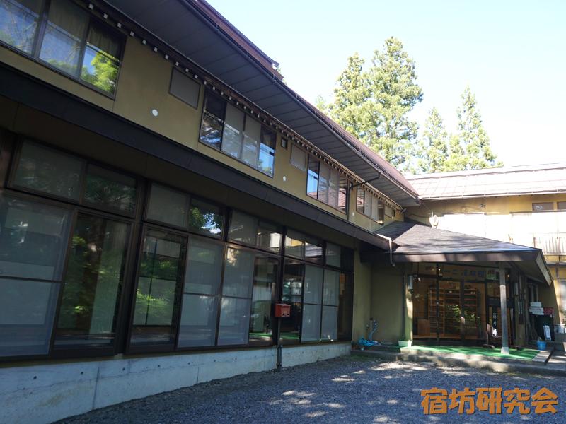 二澤旅館(長野県・戸隠)
