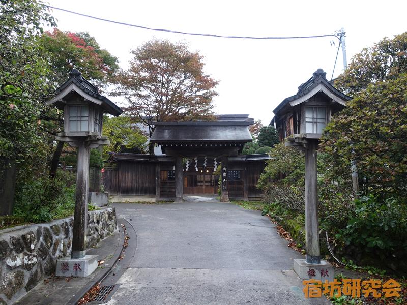 御岳山荘(東京都・御岳山)