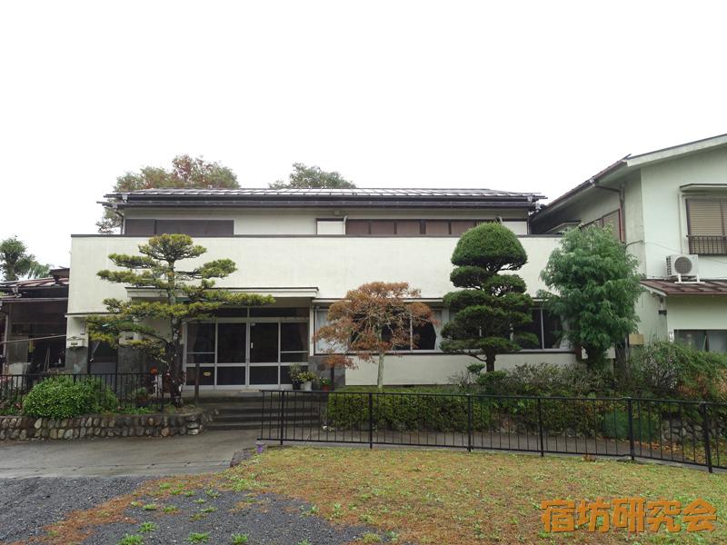 憩山荘(東京都・御岳山)