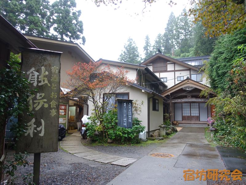 能保利(東京都・御岳山)