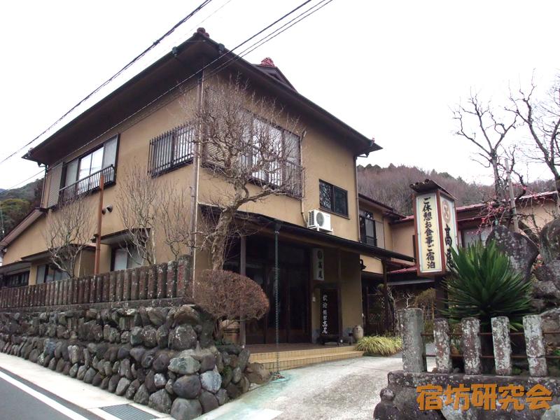 宿坊旅館高尾(神奈川県・大山)