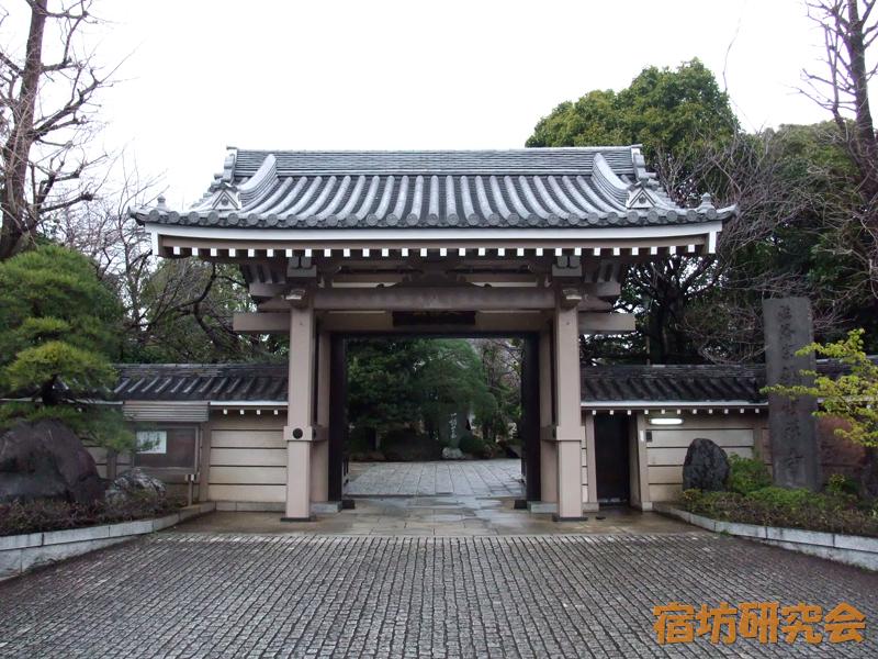 龍雲寺(東京都 学芸大学駅)