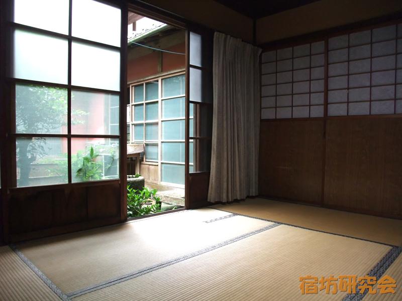 太江寺の客室
