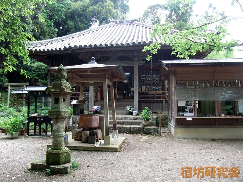 太江寺(三重県度会郡)