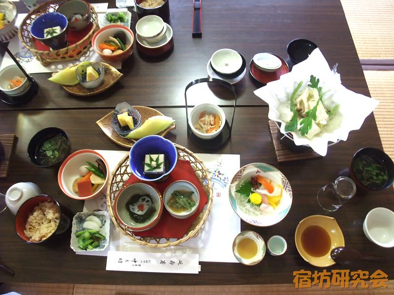 当麻寺中之坊の精進料理