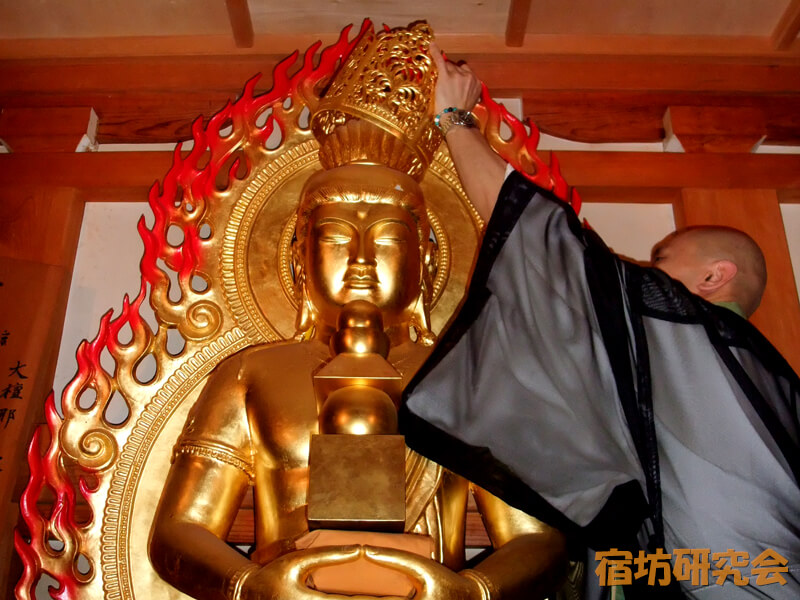 清水大師寺の弥勒菩薩