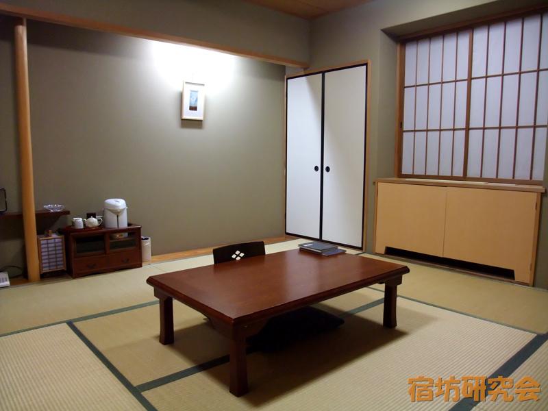 長楽寺遊行庵の客室