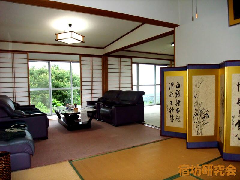 清水大師寺の客室