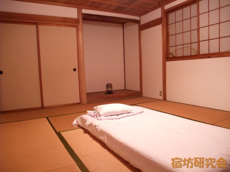 弘仁寺の客室