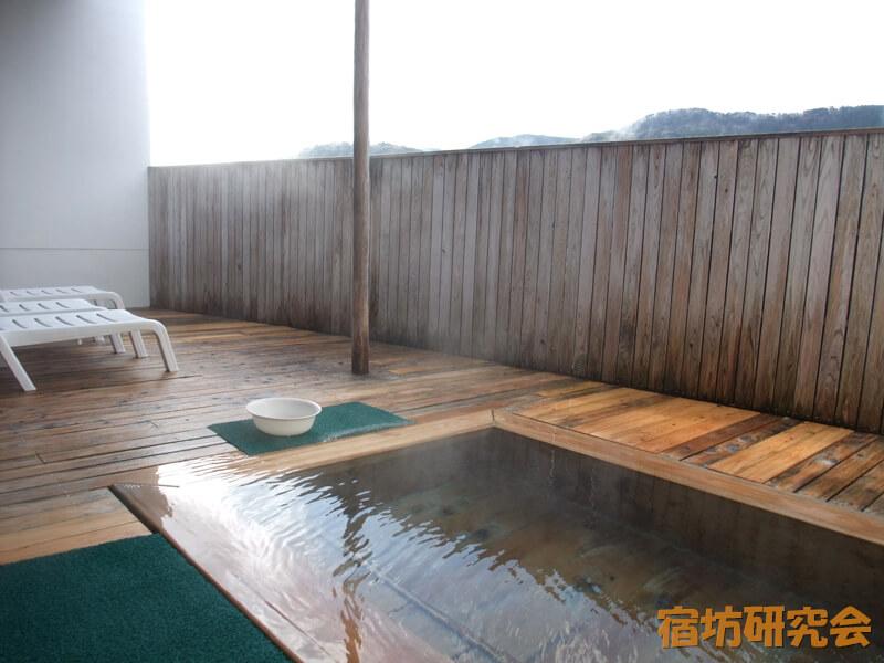 禅の湯の温泉