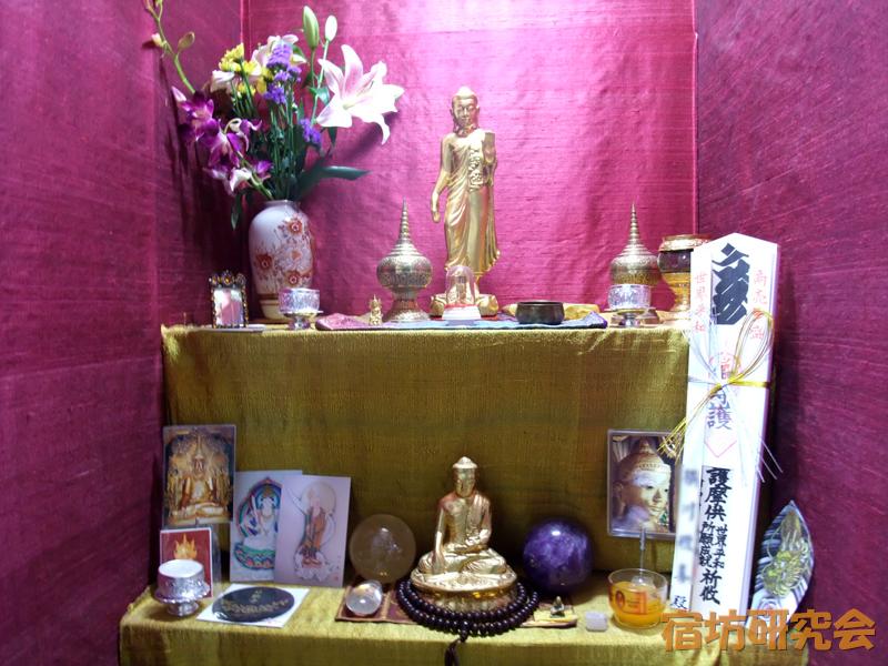 ゲストハウス ポンギーの仏壇