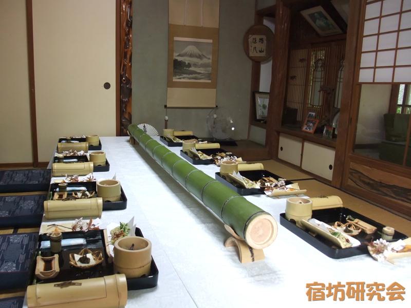 竹寺の客室