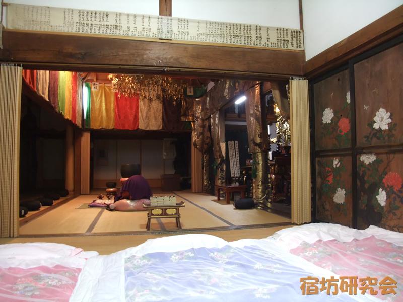 正覚寺の本堂