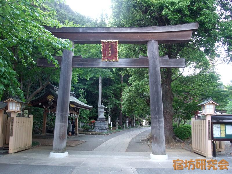 高麗神社(埼玉県 高麗川駅)