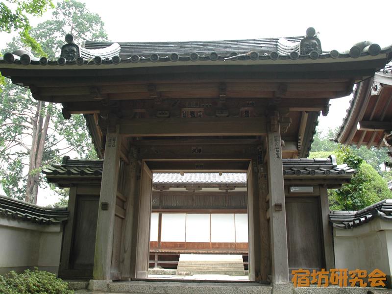 永昌寺(岐阜県中津川市)